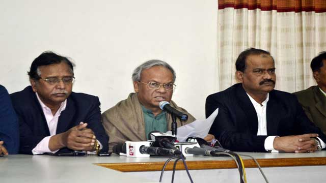 Govt trying to push politics towards confrontation: BNP