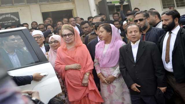 খালেদা জিয়াকে সাজা দিতে জাল নথি তৈরী করেছেন তদন্ত কর্মকর্তা: আইনজীবী