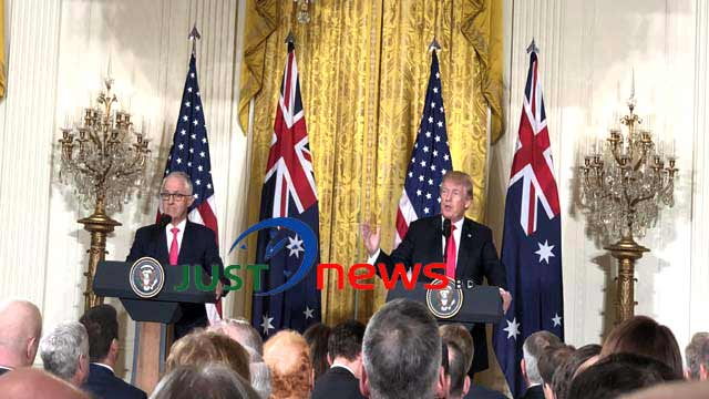 Joint Statement by Trump and Turnbull