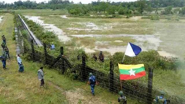 সীমান্তে হঠাৎ সেনা-বিজিপি বাড়িয়েছে মিয়ানমার