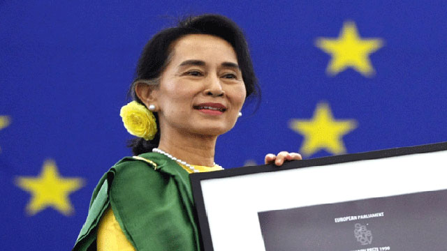 সু চির নোবেল পুরস্কার কেড়ে নেওয়া হবে না: নোবেল কমিটি