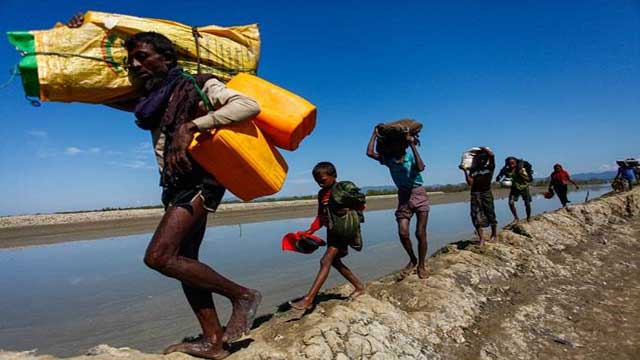 Rohingya influx marks 1st anniv Saturday; repatriation talks go nowhere