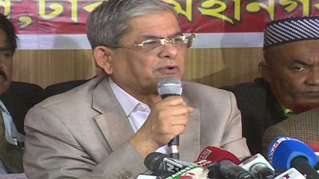 AL plotting to keep BNP away from election: Mirza Alamgir