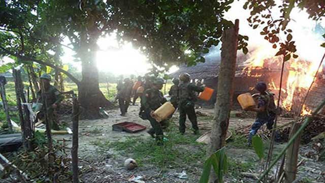 মিয়ানমার সেনাবাহিনীকে কালো তালিকাভুক্ত করেছে জাতিসংঘ
