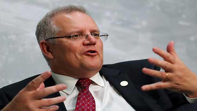 Australian Treasurer Scott Morrison to become new prime minister
