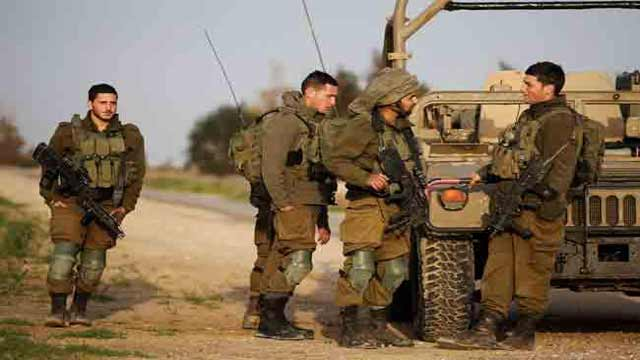 4 Israeli soldiers wounded in Gaza