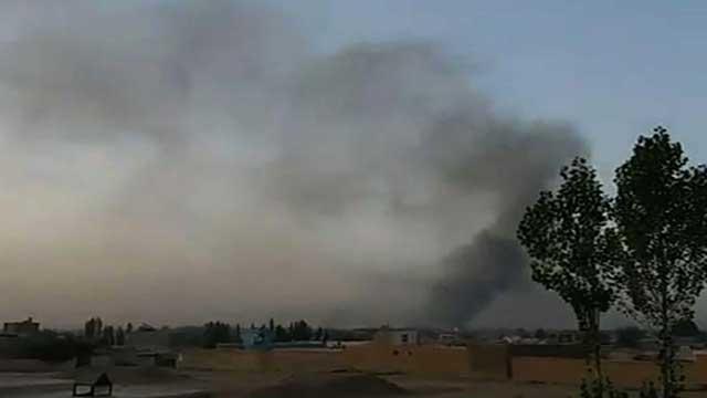 আফগানিস্তানে তালেবান হামলায় ১৪ সেনা নিহত