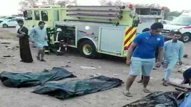 9 Bangladeshis killed in Saudi road crash