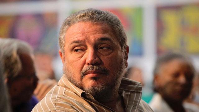 Fidel Castro's son 'takes own life'