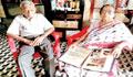 ১৯৮২ থেকে মাঠেই বিশ্বকাপ দেখেন এই দম্পতি