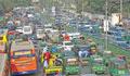 ধর্মঘটের পর রাজধানীতে শুরু হয়েছে যানবাহন চলাচল