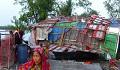 মোংলায় টর্নোডোতে ২৫০ ঘরবাড়ি বিধ্বস্ত