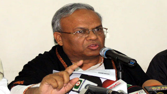 Government self-declared corrupt : Rizvi