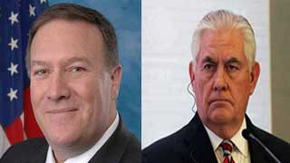 Trump ousts Secretary of State Tillerson