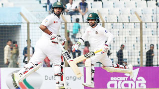 Bangladesh-Sri Lanka 1st Test drawn