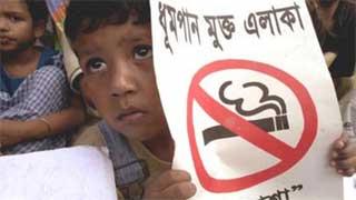তামাক পণ্যে সতর্কবাণী ব্যবহারের আইন 'মানা হচ্ছে না'