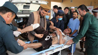 Death toll rises to 22 in Afghan election rally attack