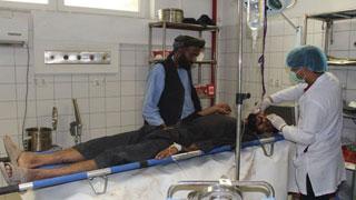আফগানিস্তানে মসজিদে বিমান হামলা: ৭০ জনের প্রাণহানি