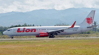 Indonesia plane crashes with 188 aboard