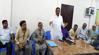 চাঁদপুরের রিটার্নিং অফিসারের অপসারণ দাবি বিএনপির