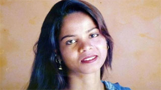 Asia Bibi freed from Pakistan jail