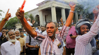 Sri Lanka Supreme Court says president violated constitution