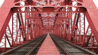 4 train roof passengers killed being hit by bridge girder in Pabna