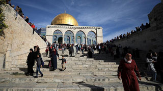 Australia recognises west Jerusalem as Israel capital