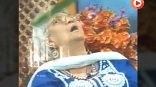 টকশোতে কথা বলতে বলতে মারা গেলেন আলোচক (ভিডিও)