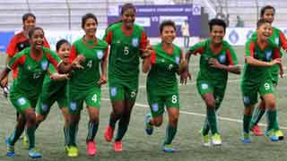 Bangladesh girls beat India