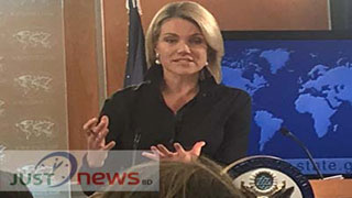 Not safe to go home now : Spokesperson Heather on Rohingya repatriation