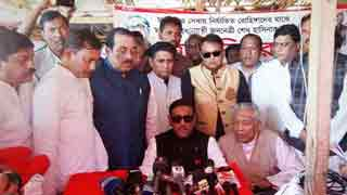 Polls in time even if BNP boycotts: Quader