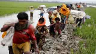 10 found in Myanmar grave 'innocent civilians'