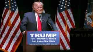 Trump welcomes Kazakhstan president