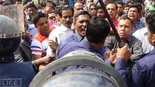 50 BNP men hurt in clash with police, 20 held