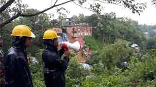 Landslides kill 11 in Rangamati, Cox's Bazar