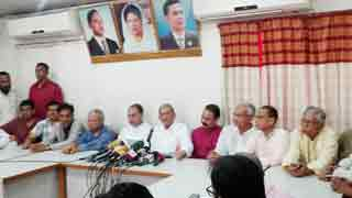 Khaleda Zia not able to walk on her own: BNP
