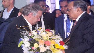 UN chief arrives in Dhaka to discuss Rohingya issue