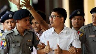 US senators urge Pompeo to press for Reuters journos release in Myanmar