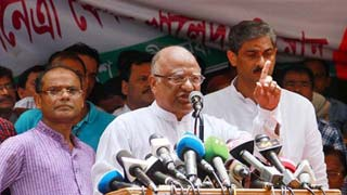 Polls without Khaleda Zia to be resisted: BNP