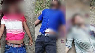 3 bullet-hit bodies recovered