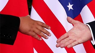 US ready to restart negotiations with N Korea