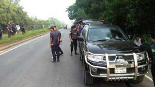 RAB cordons off 'militant den' in Chattogram