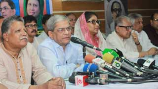Rift in EC is a national crisis: BNP