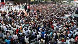 Polls not under Hasina