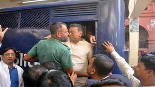 BNP leader Amir Khasru remanded