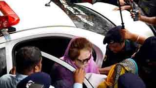 Khaleda Zia jailed for 7 yrs in another case