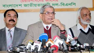 Schedule to hold lopsided election: BNP
