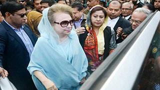 Khaleda Zia to get verdict copy Monday