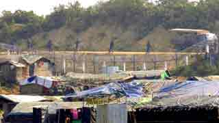 Myanmar again builds up troops on Bangladesh border